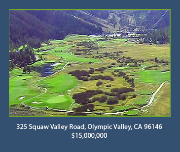 325 Squaw Valley Road, Olympic Valley, CA 96146